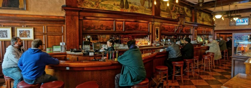 The Bar at The Berghoff