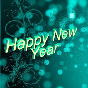 Studio Mindful wenst iedereen een HAPPY NEW YEAR!