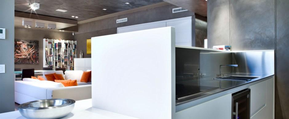 Trilocale in vendita a Milano centro via Carducci
