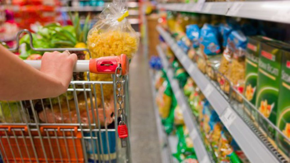 spesa buona e sana alimentazione
