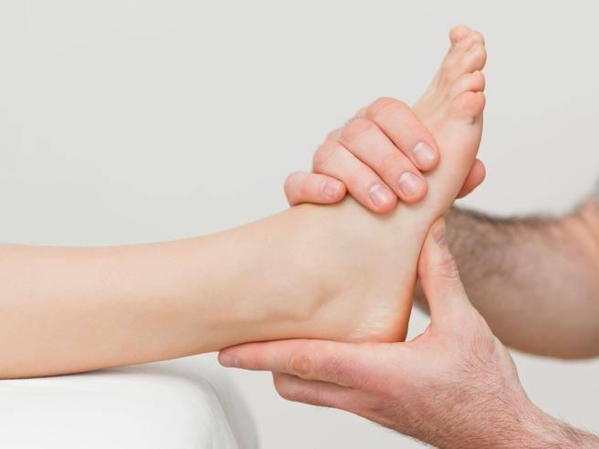 compensazioni nel trauma alla caviglia