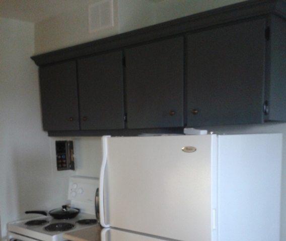Painted Kitchen Cabinets DIY- Chalk Paint UPDATE