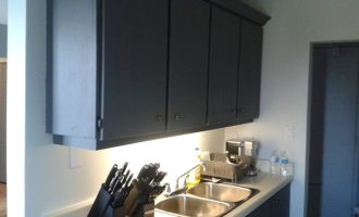 Painted Kitchen Cabinets DIY- Chalk Paint UPDATE