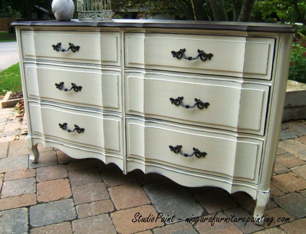 "French Provincial Dresser ""Ashley"""