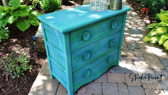 "Saltwash Finished Dresser ""Salty"""