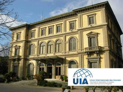 58° CONGRESSO UIA, 29 ottobre – 2 novembre, Firenze