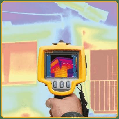 Studio Parisi - termografie