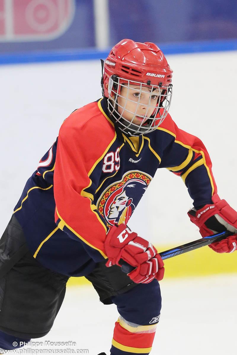 Joueur de hockey numéro 89
