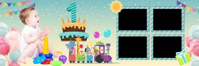 100 New 2020 Birthday Photo Album PSD Design