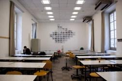 Aula 4 S.Teresa Facoltà di Architettura di Firenze