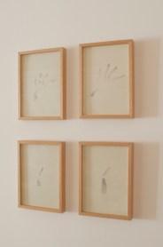 Senza Titolo, Grafite su carta 21 x 29,7 cm