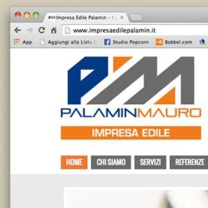 Impresa Edile Palamin – web