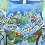 Anginofobia:  la paura di soffocare col cibo