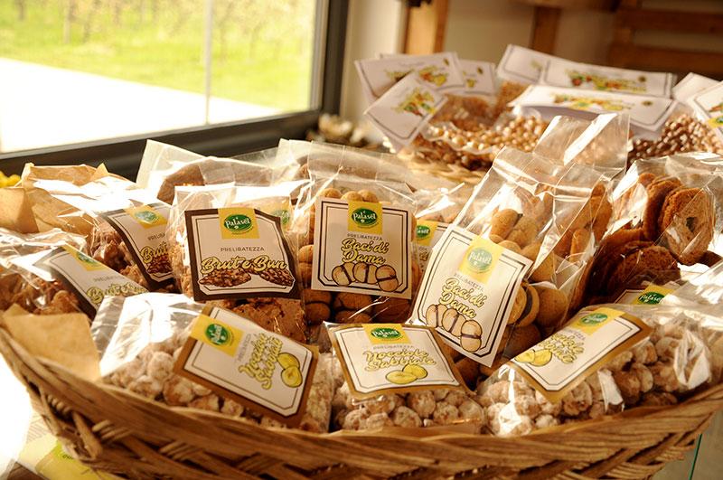 Biscotti Azienda agricola Il Palaset