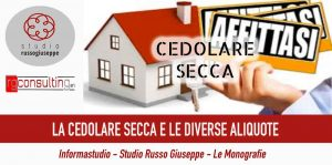 LA-CEDOLARE-SECCA-E-LE-DIVERSE-ALIQUOTE