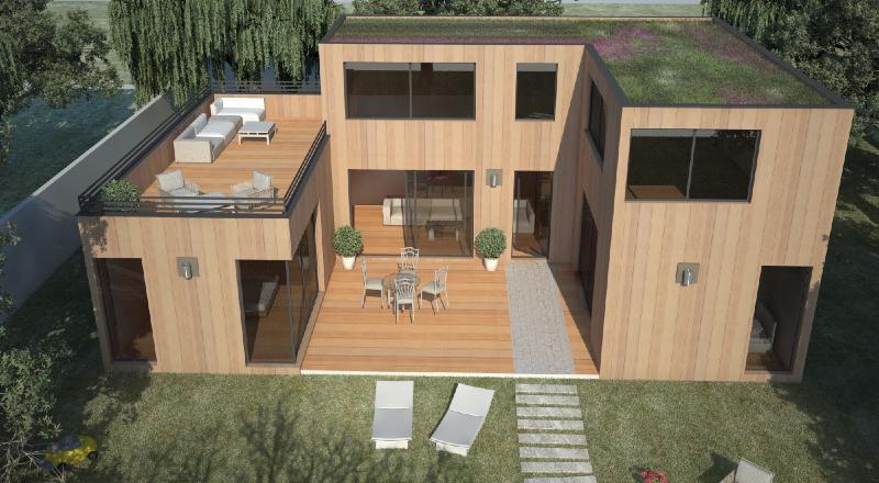 Construction Dextension En Bois Haut De Seine