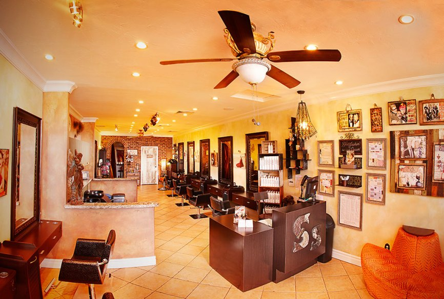 Studios Savvy Salon located in Rancho Santa Fe, San Diego is one of San Diego's premier hair and beauty salons.