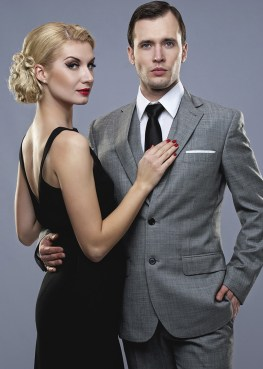 Join the Vintage Hollywood Fashion Contest and go for a classic look as Best Dressed Couple.