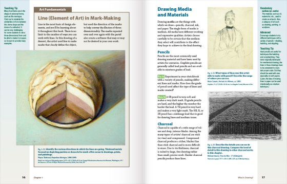 Discovering Drawing Textbook