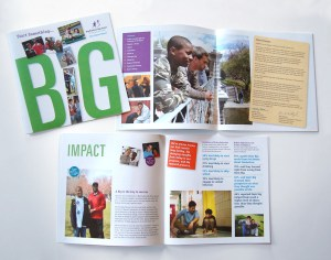 Big Brothers Big Sisters Annual Report