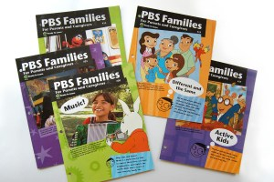 PBS Families Activity Guides