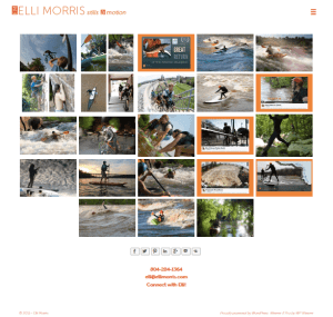 website designed by shelli