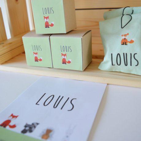 Doopsuiker Louis