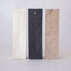 hoog doosje loktapapier zwart ecru taupe