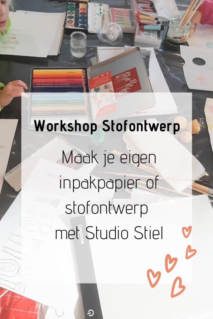 workshop stofontwerp