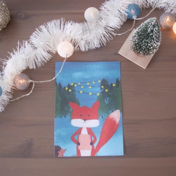 nieuwjaarsbrief vos