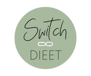 logo switch dieet ontwerp door studio stiel