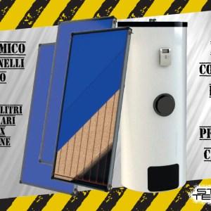 Solare termico 3x300