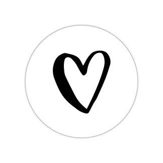 sticker hart