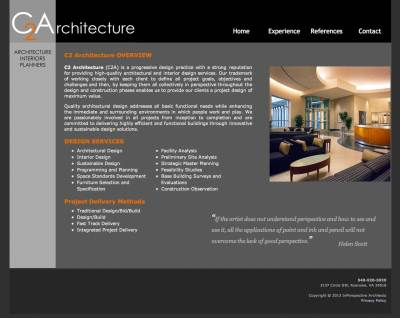 C2 Architecture Homepage