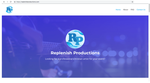 Replenish Productions