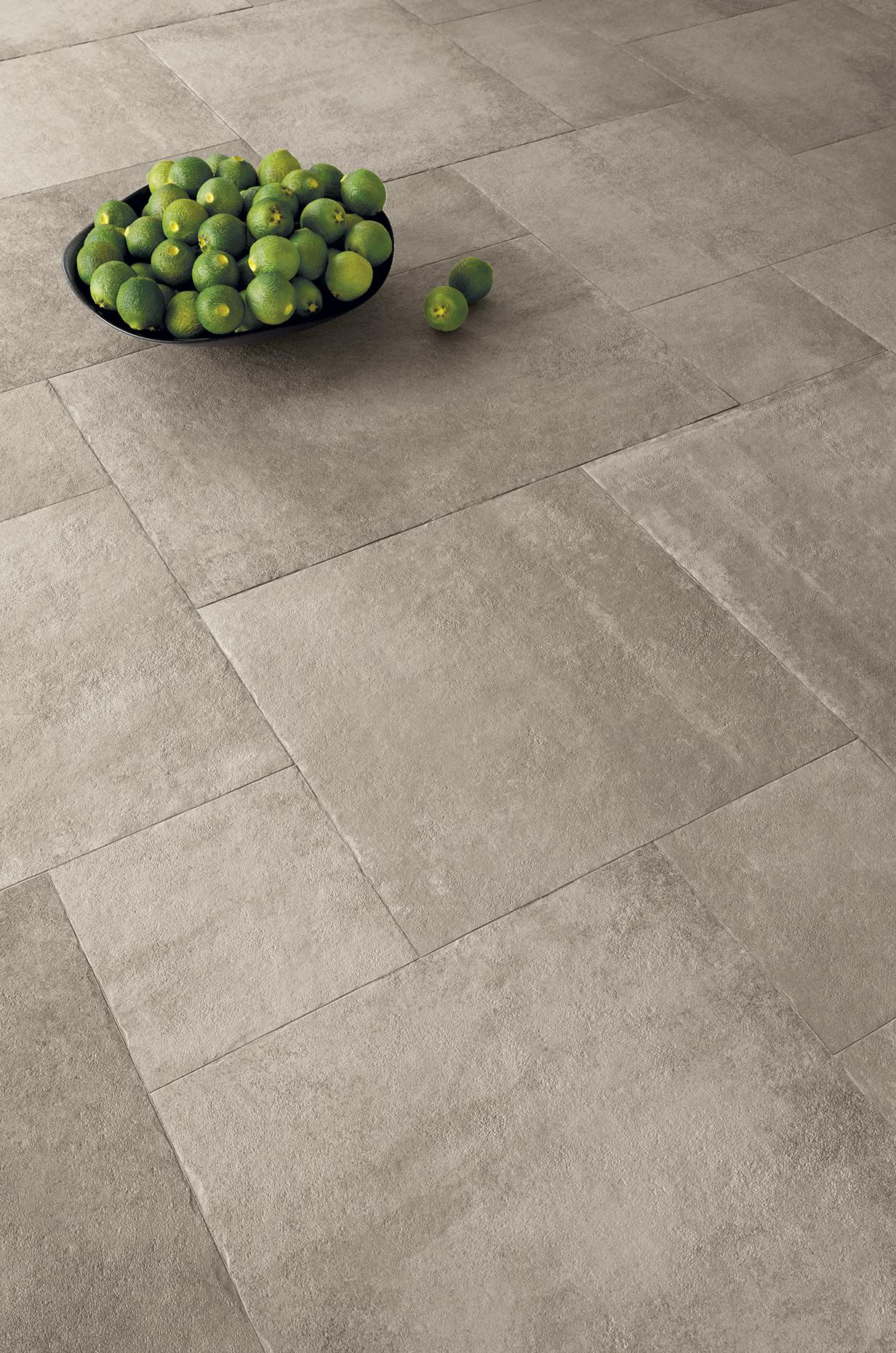 opus stone tortora rustic stone effect porcelain tile studio tiles