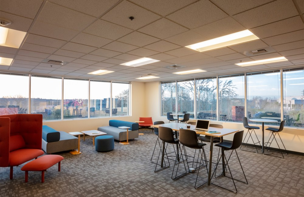 Coworking Space, Office with Great Views, Modern Interiors, The Studio Coworking Creekside Roseville