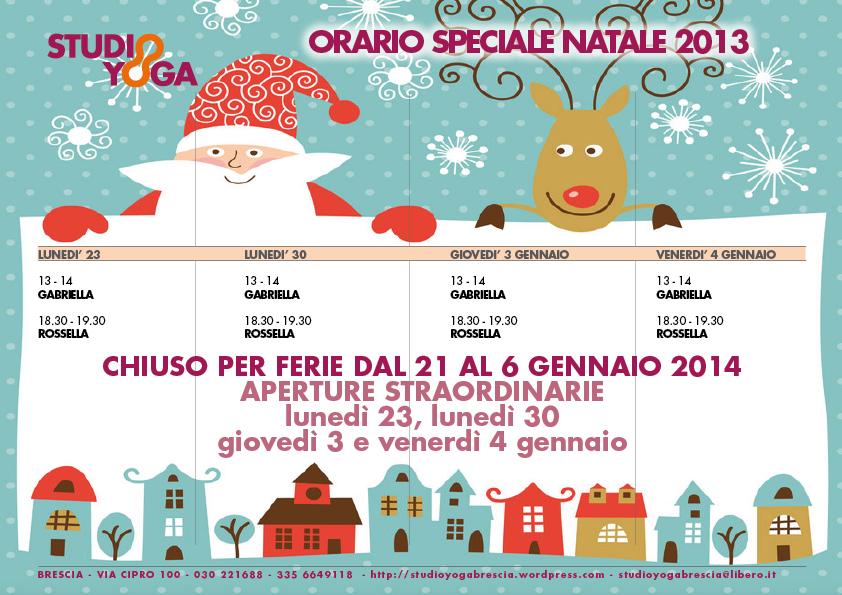 Auguri Di Natale Yoga.Auguri Per Un Sereno E Buon Natale Studio Yoga Brescia
