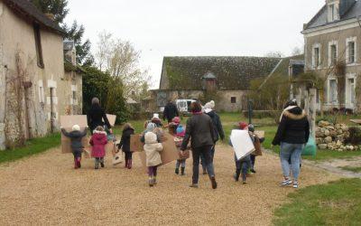 Feuilles vives #19 – Les Métairies du pont Saint-Michel : pédagogie pour un retour au jardin