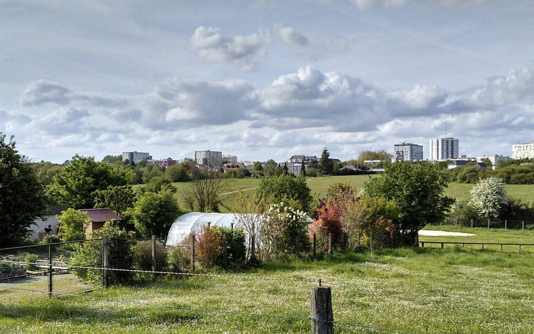 Feuilles vives #24 – Rêves de quartiers à la ferme de Brisebarre, pour une ville plus (ou)verte