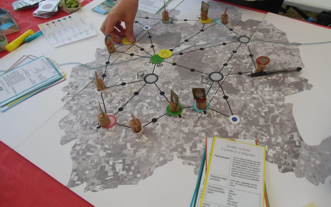 Feuilles vives #29 – École du paysage et gouvernance alimentaire territoriale : vers une redéfinition du métier de paysagiste ?