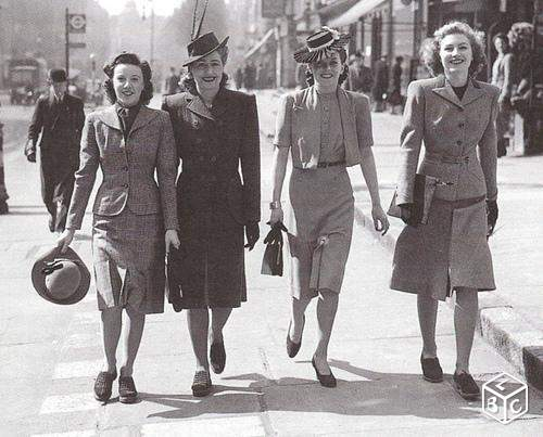 Chansons d'aujourd'hui…Mai 1948