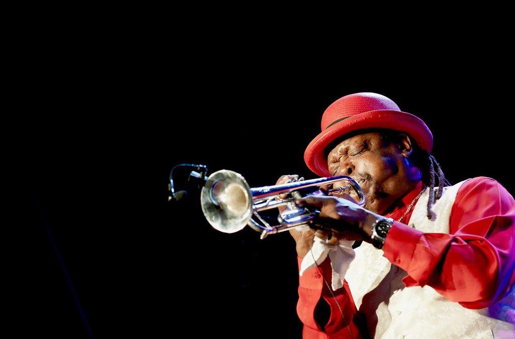 Jazzin Cheverny : Interview Boney Fields and the Bone's Project