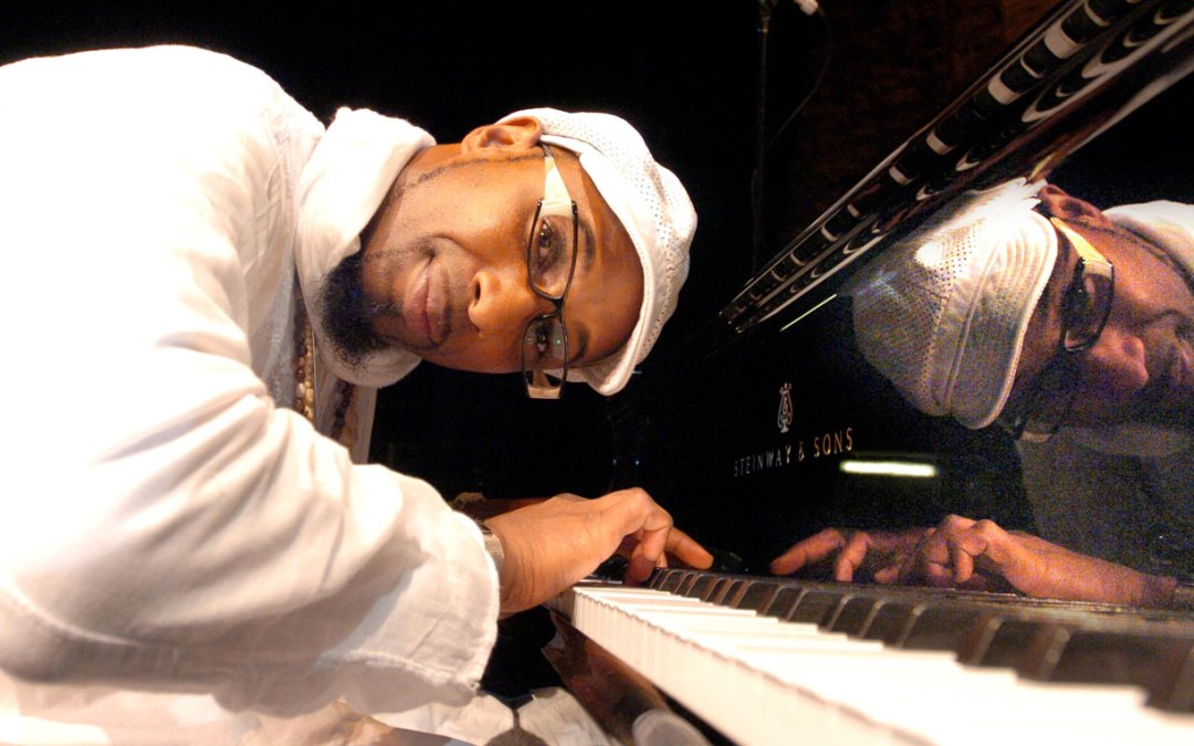 Jazzin Cheverny : Interview d'Omar Sosa