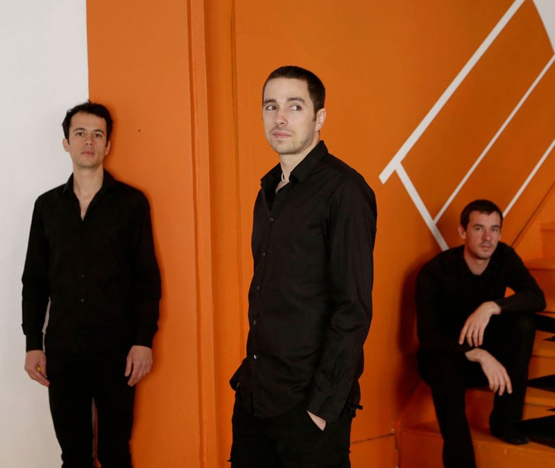 Jazzin Cheverny : Interview du Rémi Panossian Trio