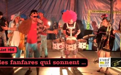 Roxette'List #66 : les fanfares rock