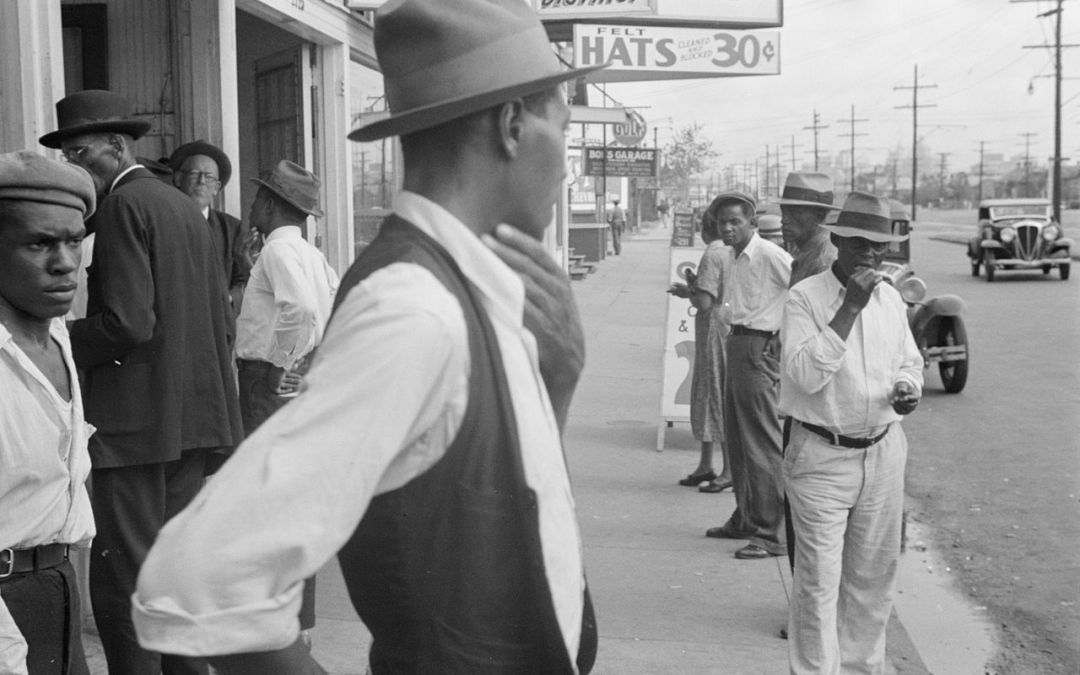 Podcast #21 The first time I met the blues – Le Louisiana Blues
