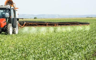 Débattre des pesticides et du glyphosate.