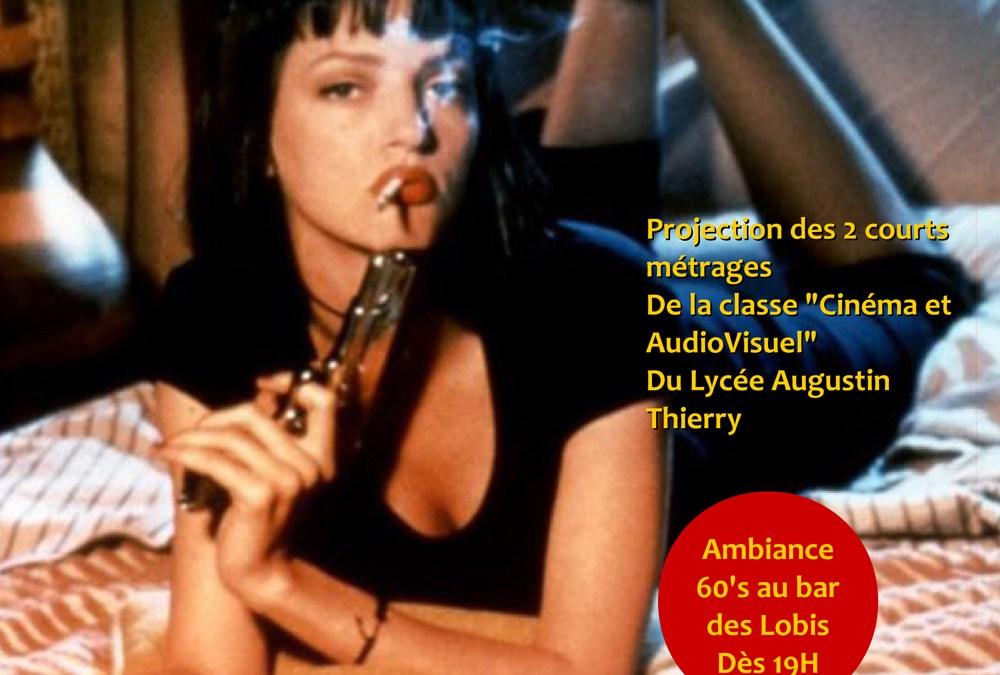 Au fil des Bobines avec Ciné Fil : Première !