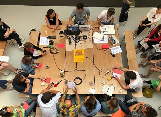 L'hypothèse collaborative, discussion infinie chapitre 1 : Faire sur le terrain pour savoir comment faire